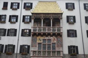 Tettuccio d'oro di Innsbruck
