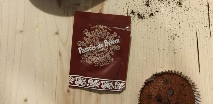 Pasteis de Belem ricetta muffin