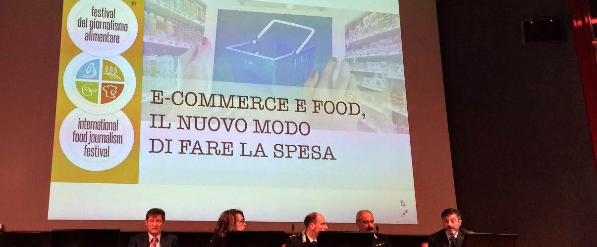 Ecommerce e food al festival del giornalismo alimentare