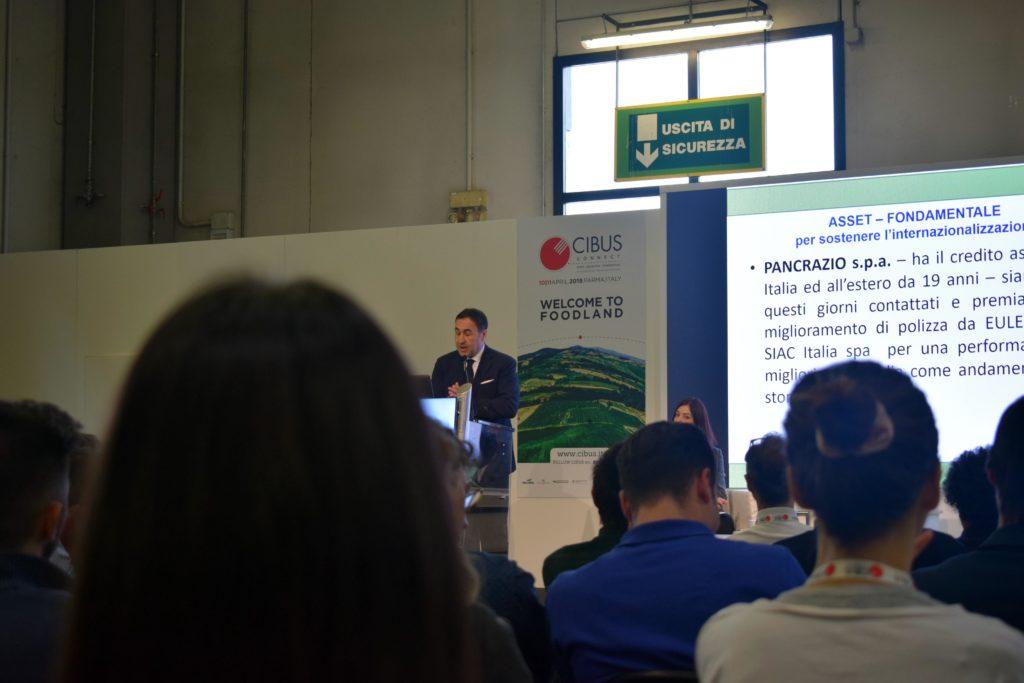 Conferenza ESCAPE a Cibus