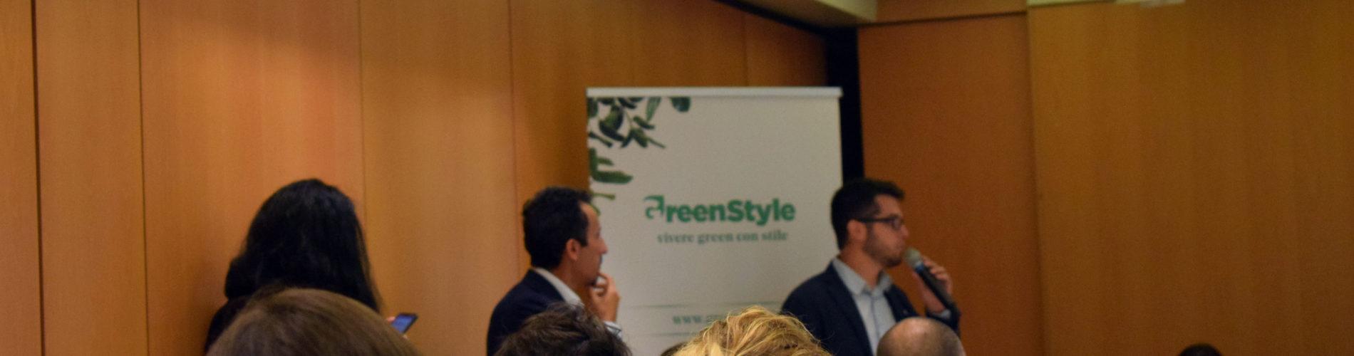 Introduzione al convegno sui green influencer di GreenStyle al Sana di Bologna 2019