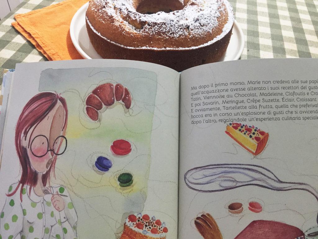 Illustrazioni di Roberta Rossetti per Briciole libro di Lorenzo Naia