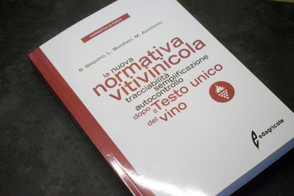 la nuova normativa vitivinicola il libro