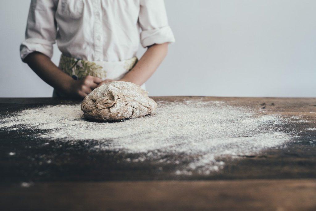 eugenie brazier donna chef in cucina