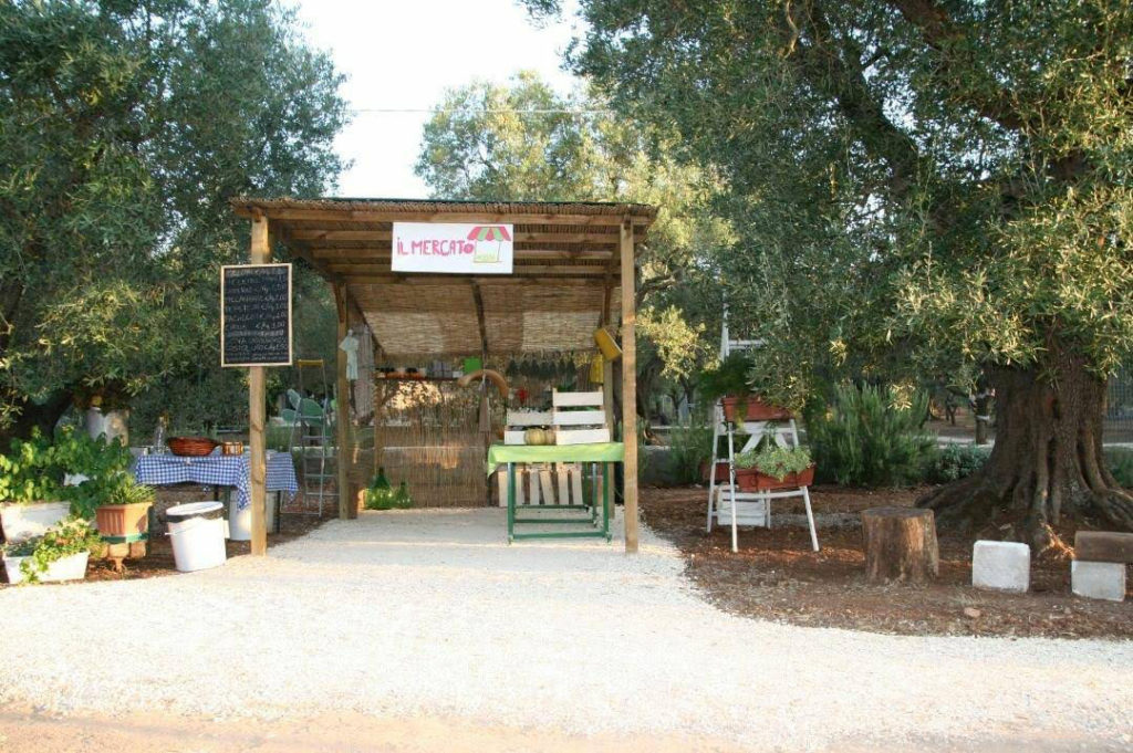 Apulia Farm il mercato dell'orto km0