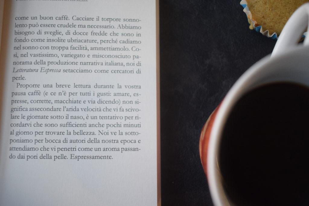 pausa caffè letteratura espressa introduzione libro