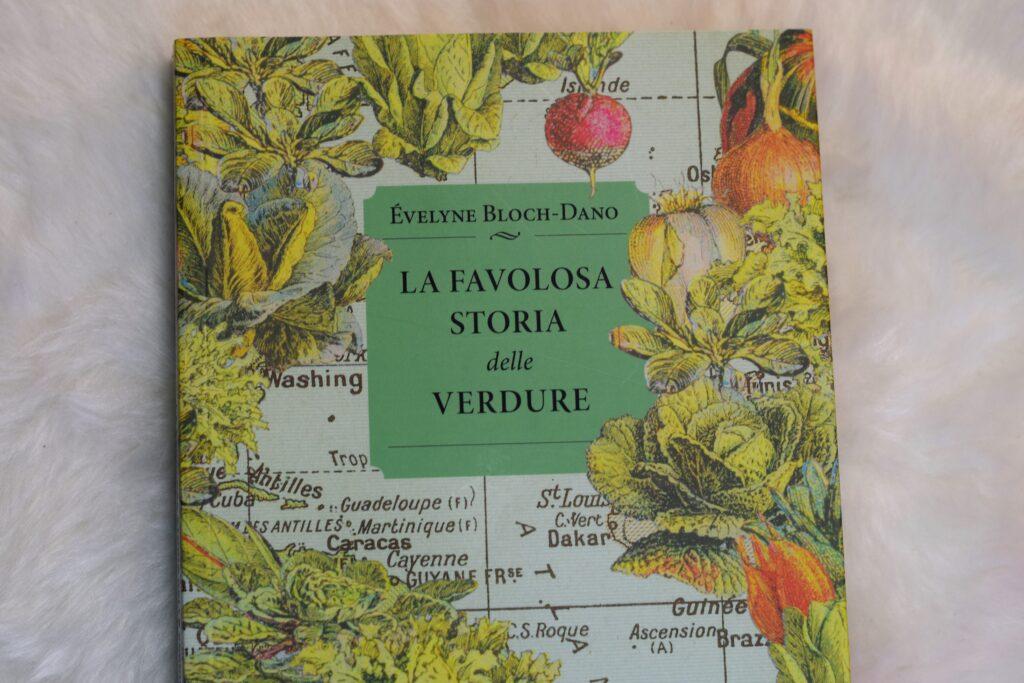 la favolosa storia delle verdure copertina libro